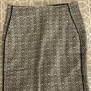 The Limited high waisted skirt size 10
